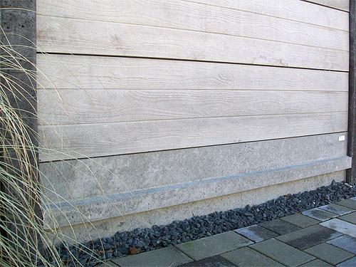 Becker Betonzaun betonzaunsystem standard rabeneck zaunsysteme
