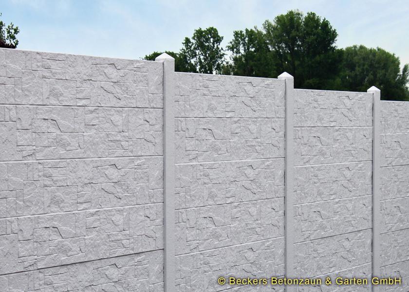Becker Betonzaun betonzaun odenwald bergstrasse