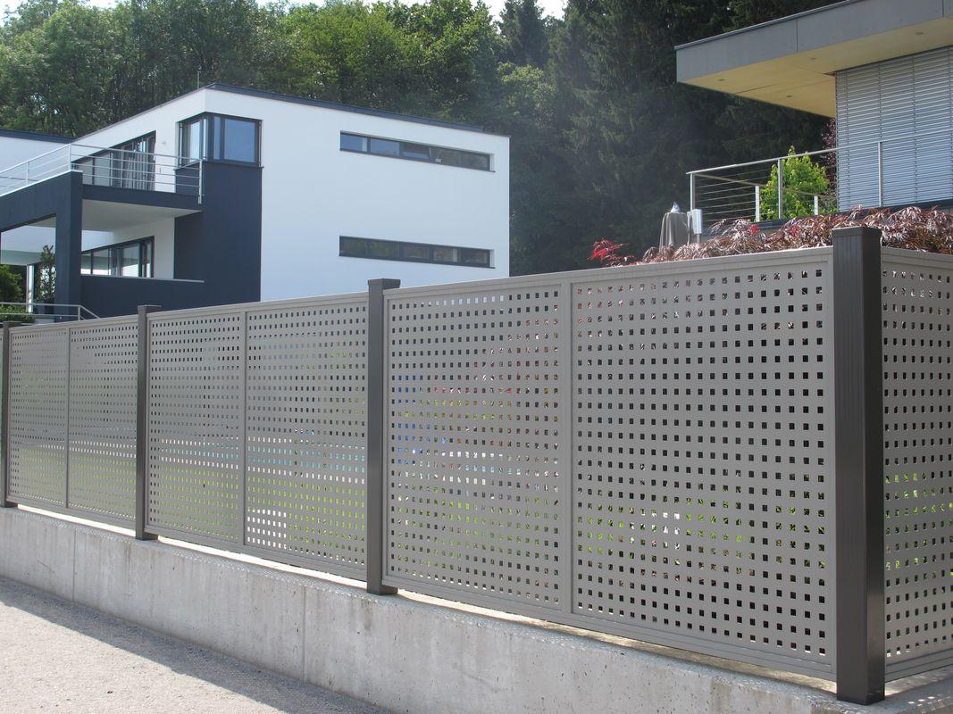 brix Flat Design Rabeneck Zaunsysteme