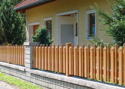 Latte+Zwischenstab Zaun